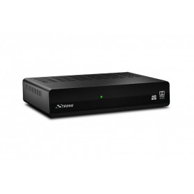 Strong SRT 7006 Satellite Full HD Nero set-top box TV