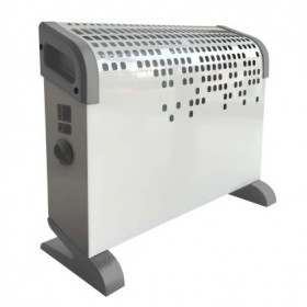 Ardes AR4C03 stufetta elettrica Stufetta con elettroventola Interno Bianco 2000 W