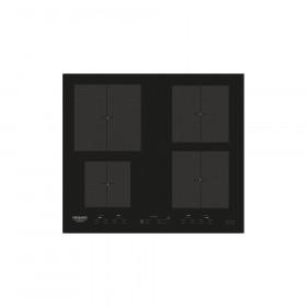 Hotpoint KID 640 B piano cottura Nero Incasso A induzione