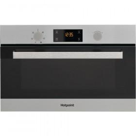 Hotpoint MD 344 IX HA forno a microonde Incasso Microonde combinato 31 L 1000 W Acciaio inossidabile