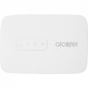 Alcatel Link Zone router wireless Banda singola (2.4 GHz) 3G 4G Bianco
