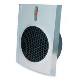 Ardes 440 stufetta elettrica Stufetta con elettroventola Interno Argento, Bianco 2000 W