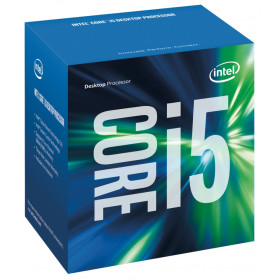 Intel i5-7600K processore 3,8 GHz Scatola 6 MB Cache intelligente