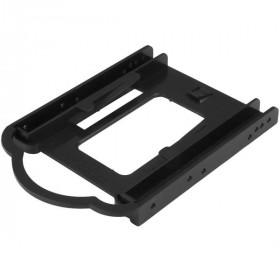 """StarTech.com Staffa di Montaggio SSD/HDD da 2,5"""" per Alloggiamento da 3,5"""" - Installazione senza utensili"""