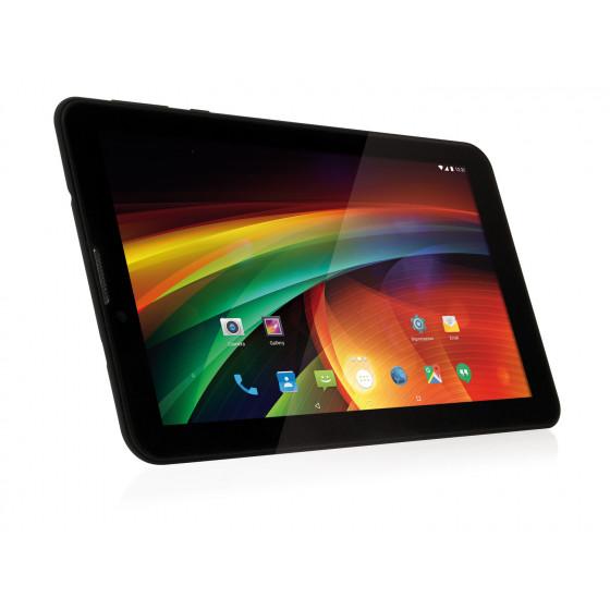 Hamlet Zelig Pad 470G con processore Quad Core da 1.3 Ghz con display da 7'' connessione wifi e 3G da 150 Mbit con bluetooth tablet