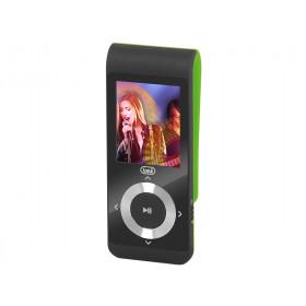 Trevi 0M172803 MP4 Nero, Verde lettore e registratore MP3/MP4