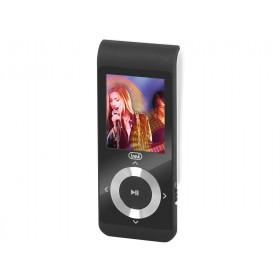 Trevi 0M172801 MP4 Nero, Bianco lettore e registratore MP3/MP4