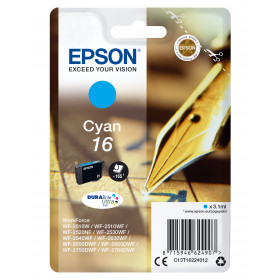 Epson Pen and crossword Cartuccia Penna e cruciverba Ciano Inchiostri DURABrite Ultra 16