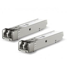Ubiquiti Networks UF-MM-1G Fibra ottica 850nm 1250Mbit/s SFP modulo del ricetrasmettitore di rete