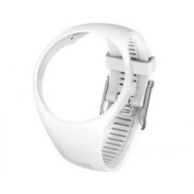 Polar 91061229 accessorio per smartwatch Band Bianco Silicone