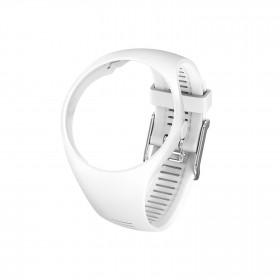 Polar 91061230 accessorio per smartwatch Band Bianco Silicone