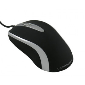 LC-Power LC-M709BS mouse USB tipo A Ottico 1000 DPI