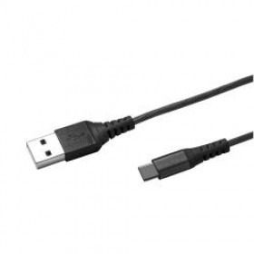 Celly USBTYPECNYLBK cavo USB 1 m USB A USB C Nero