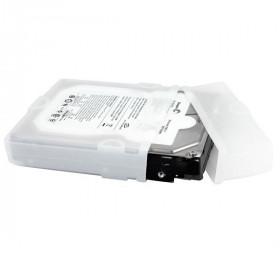 StarTech.com Custodia in silicone per disco rigido per connessione 3,5'' - Custodia protettiva per hard disk da 3,5 pollici