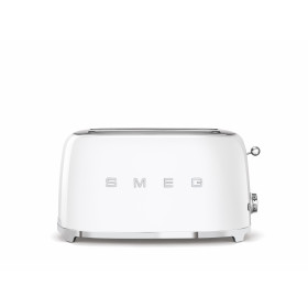 Smeg TSF02WHEU tostapane 4 fetta/e Bianco 1500 W