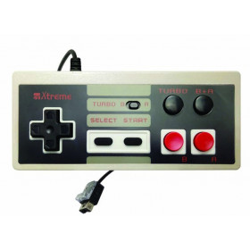 Xtreme 93500 Gamepad Nintendo Wii U,Wii Beige periferica di gioco