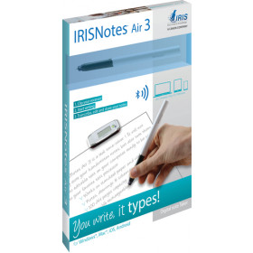 I.R.I.S. IRISNotes Air 3 penna digitale 100 fogli A4