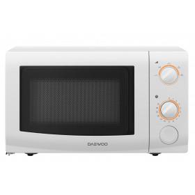 Daewoo KOR-6F07 forno a microonde Fuori range Solo microonde 20 L 700 W Bianco