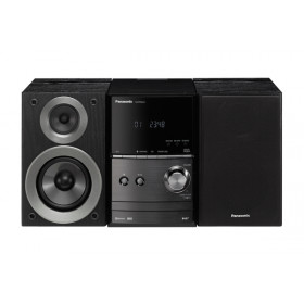 Panasonic SC-PM602EG Home audio micro system 40W Nero
