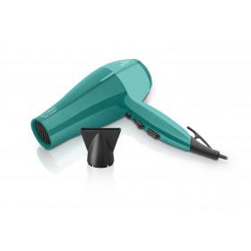 GA.MA A21.POTENZAION.3D asciuga capelli Verde 2400 W