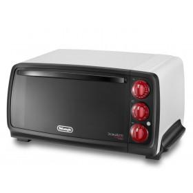 DeLonghi EO 14552.W fornetto con tostapane 14 L Nero, Bianco Grill 800 W