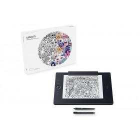 Wacom Intuos Pro Paper L South tavoletta grafica 5080 lpi (linee per pollice) 311 x 216 mm USB/Bluetooth Nero