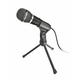 Trust 21671 microfono PC microphone Nero