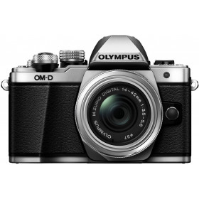 "Olympus OM-D E-M10 Mark II Camera + 14-42mm II R MILC 16,1 MP 4/3"" Live MOS 4608 x 3456 Pixel Nero, Argento"