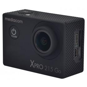 Mediacom Xpro 215 12MP 4K Ultra HD Wi-Fi 45g fotocamera per sport d'azione