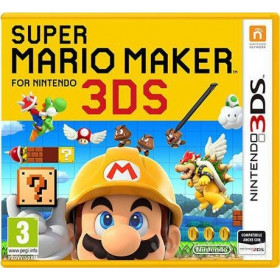 3DS SUPER MARIO MAKER ITA