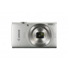 "Canon Digital IXUS 185 Fotocamera compatta 20 MP CCD 5152 x 3864 Pixel 1/2.3"" Argento"