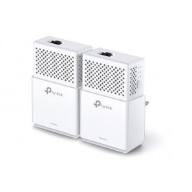 TP-LINK AV1000 1000 Mbit/s Collegamento ethernet LAN Bianco 2 pezzo(i)