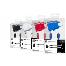 Bigben Interactive 3DSIXLADAPT Interno Nero, Blu, Rosa, Bianco caricabatterie per cellulari e PDA