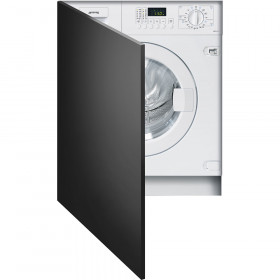 Smeg LST107-2 lavatrice Incasso Caricamento frontale Bianco 7 kg 1000 Giri/min A++