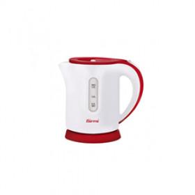 Girmi BL10 bollitore elettrico 0,8 L Rosso, Bianco 1100 W