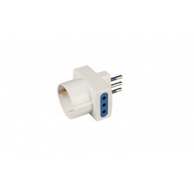 Poly Pool PP0467 Tipo L (IT) Tipo L (IT) + Tipo F adattatore per presa di corrente