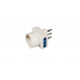Poly Pool PP0468 Tipo L (IT) Universale adattatore per presa di corrente