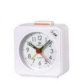 Lowell Justaminute JA7035 Quartz alarm clock Bianco