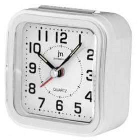 Lowell Justaminute JA7039 Quartz alarm clock Bianco