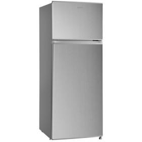 Comfee HD273FN1SI Libera installazione 207L A+ Argento frigorifero con congelatore