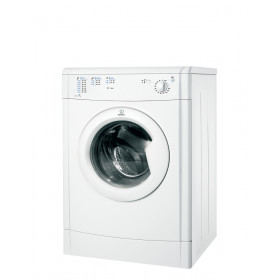 Indesit IDV 75 (EX) 60Hz Libera installazione Carica frontale 7kg B Bianco