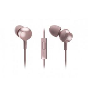 Panasonic RP-TCM360E-P Auricolare Stereofonico Cablato Oro rosa auricolare per telefono cellulare