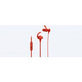 Sony MDR-XB510AS Auricolare Stereofonico Cablato Rosso auricolare per telefono cellulare