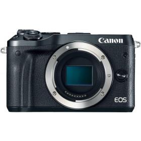 Canon EOS M6 Corpo MILC 24,2 MP CMOS 6000 x 4000 Pixel Nero