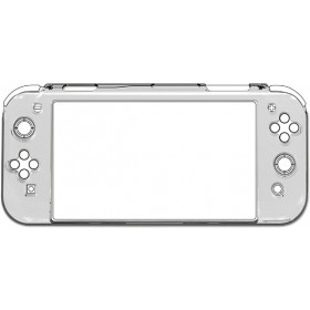 Bigben Interactive SWITCHPCCASE custodia per console portatile Cover Nintendo Trasparente