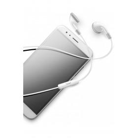 Cellularline VOICE CLASSIC - UNIVERSALE L'auricolare per conversare in libertа Bianco