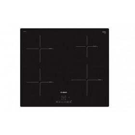 Bosch PUE611BF1J piano cottura Nero Incasso A induzione