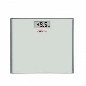 Girmi BP20 Bilancia pesapersone elettronica Rettangolo Traslucido