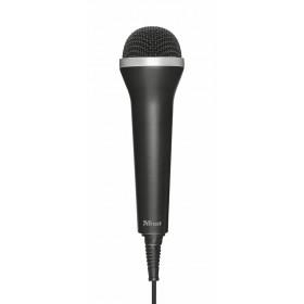 Trust STARZZ Microfono per PC Nero