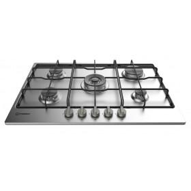 Indesit THP 752 W/IX/I piano cottura Incasso Gas Acciaio inossidabile